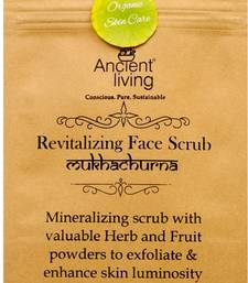 Buy Ancient living revitalizing face scrub-40g (set of2) personal-cis online