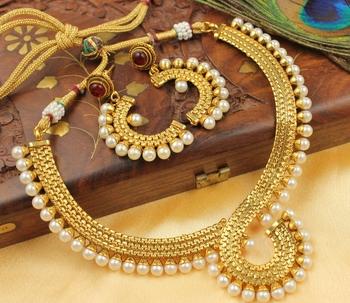 Beautiful Antique Necklace Set