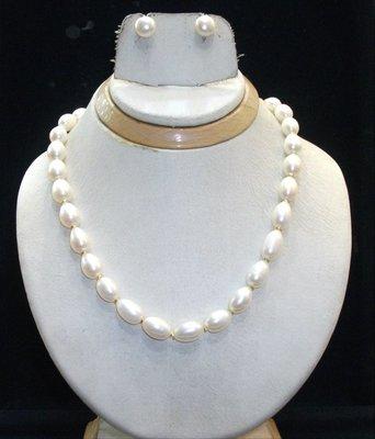 natural pearl strand