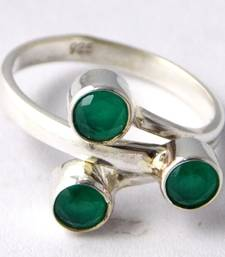 Buy Green Emerald Sterling Silver semi precious other gemstone other-gemstone online