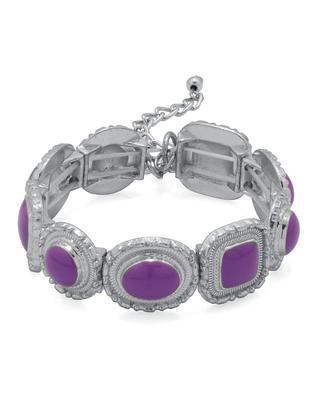 Pink plain bracelets