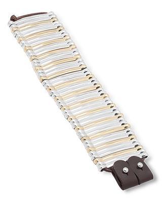 Silver studded_jewellery bracelets