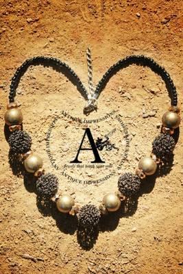 French Felt Necklace Grey Brown Felt Balls Etno Boho Necklace Beadwork