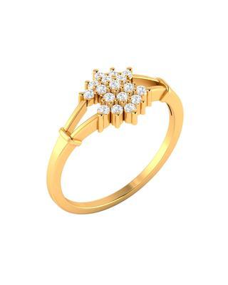 Gold plain rings