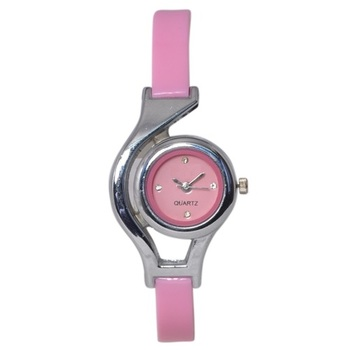 New Exclusive latest pink colour watch arrival