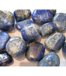 Buy Lapis lazuli tumbled stone set of 5 stone chakra healing crystal gemstone other-gemstone online