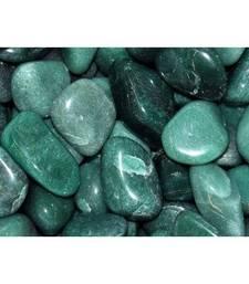 Green aventurine tumbled stone set of 5 chakra healing gemstone jewellery
