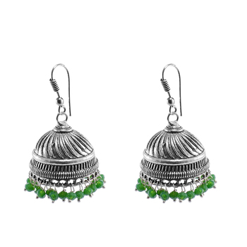 Jaipur Traditional Oxidized Silver Beautiful Color Fashion