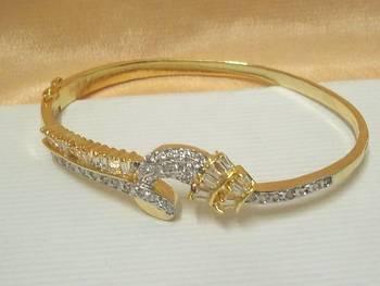 Designer AD-CZ Bracelet