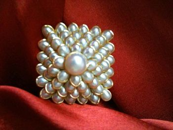 Pacchi Pearl Ring