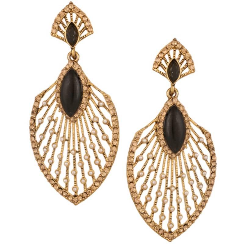 pearl sets kundan kundans earrings polki india ethnic