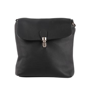 Classic & Deep Black Sling Bag
