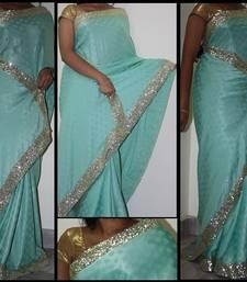 Buy Saree crepe-saree online