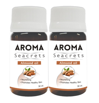 Almond oil (30ml) - pack of 2