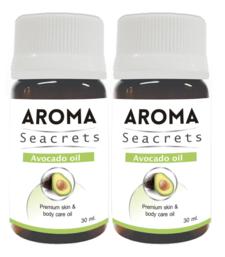 Buy Avocado oil (30ml) - pack of 2 essential-oil online
