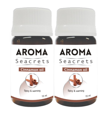 Cinnamon oil (15ml) - pack of 2