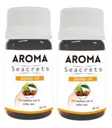 Buy Jojoba oil (30ml) - pack of 2 essential-oil online