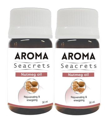 Nutmeg oil (30ml) - pack of 2