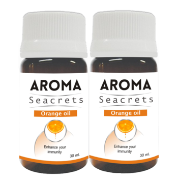 Orange oil 30ml - pack of 2