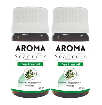 Tea tree oil (30ml) - pack of 2