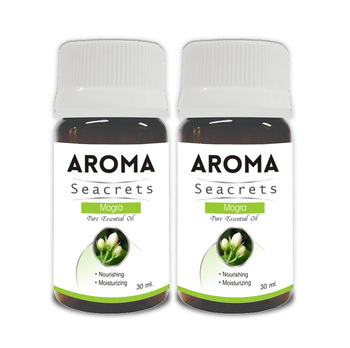Mogra pure essential oil (30ml) - pack of 2