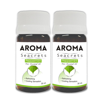 Peppermint pure essential oil (30ml) - pack of 2