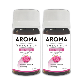Rose absolute pure essential oil (30ml) - pack of 2