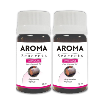 Rosewood pure essential oil (30ml) - pack of 2