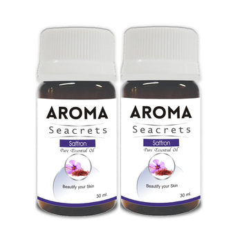 Saffron pure essential oil (30ml) - pack of 2