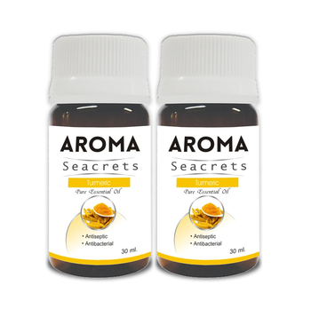 Turmeric pure essential oil (30ml) - pack of 2