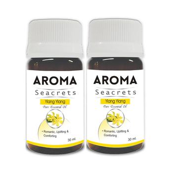 Ylang ylang pure essential oil (30ml) - pack of 2