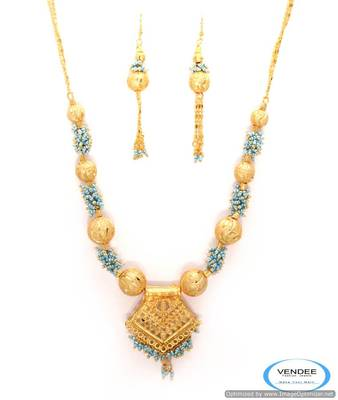 Vendee Beads Necklace set 6797