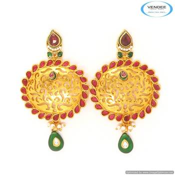 Vendee Royal fashion earring jewelry 6810