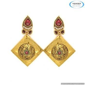 Vende Wedding fashion earring 6815