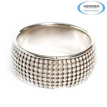 Vendee Fashion wear Diamond Bangles 2812