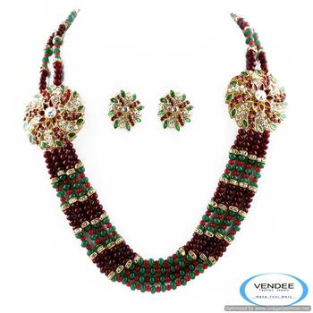 Vendee New arrival necklace set jewelry 5010