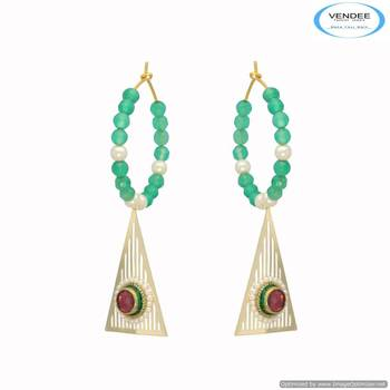 Vendee Pearls fashion earring 6683