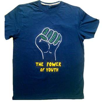 THE POWER OF YOUTH T-SHIRT