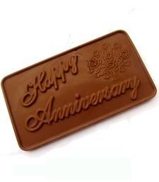 Buy Homemade chocolates happy anniversary chocolate anniversary-gift online
