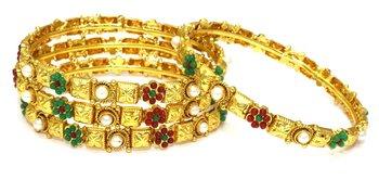Multicolor Crystal Bangles And Bracelets