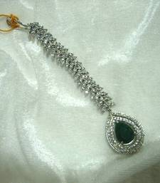 Buy American Diamond Mang Tika maang-tikka online