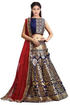 1952c9db50 Ghagra Choli Bridal Designs Online Shopping Collection India