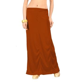 Ziya Gold Pure Satin Petticoat