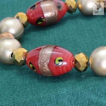 The Red Eye Bracelet
