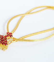 Buy gold plated necklaces Necklace online