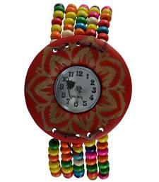 Buy Phoolon Ki LaaliOrganic Coconut-Wood Watch karva-chauth-gift online
