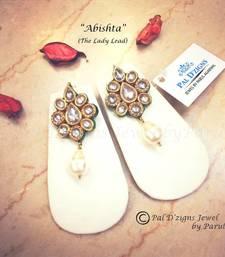 Buy Abishta Earings danglers-drop online
