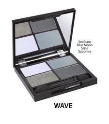Buy Flora eyeshadow quad pallet wave personal-cis online