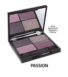 Buy Flora eyeshadow quad pallet passion personal-cis online