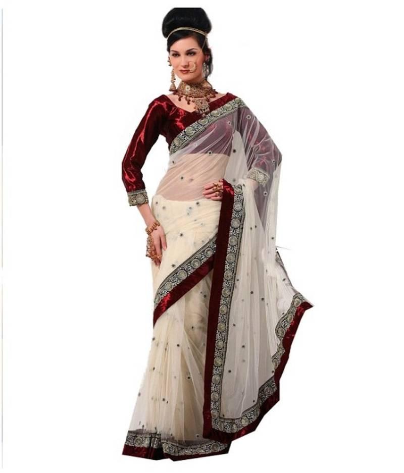 ab6b34d98855fc Rani mukherjee bollywood replica saree - Sareez House - 217635